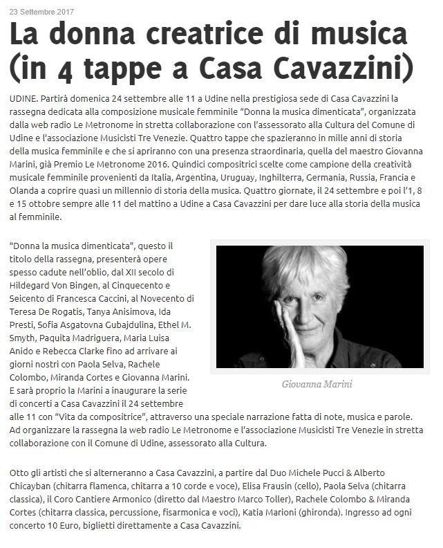 24_09_2017_Donna: la musica dimenticata_CasaCavazzini